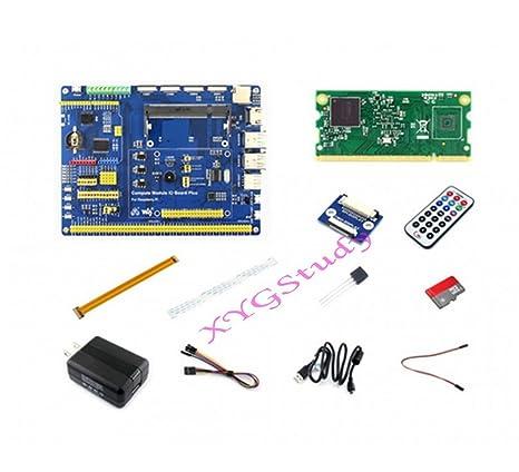 Amazon.com: [El paquete a] Raspberry Pi Compute Módulo 3 ...