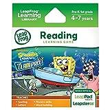 LeapFrog Explorer Learning Game: SpongeBob SquarePants: The Clam Prix (works with LeapPad & Leapster Explorer)