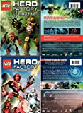 Hero Factory - Savage Planet / Rise of the Rookies with Savage Planet Comic Book