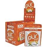 The PUR Company 无糖+无阿斯巴甜薄荷| 木糖醇| 探戈橘 | 素食| 20个Mintsper 袋装(12个包装)