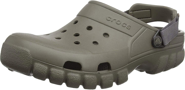 Crocs Offroad Sport Clog, Unisex Adulto Zueco, Gris (Smoke ...