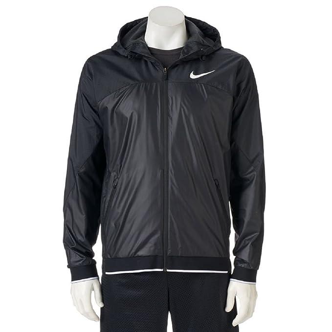 eb5a819dd Nike Mens Essential Training Track Jacket at Amazon Men's Clothing ...
