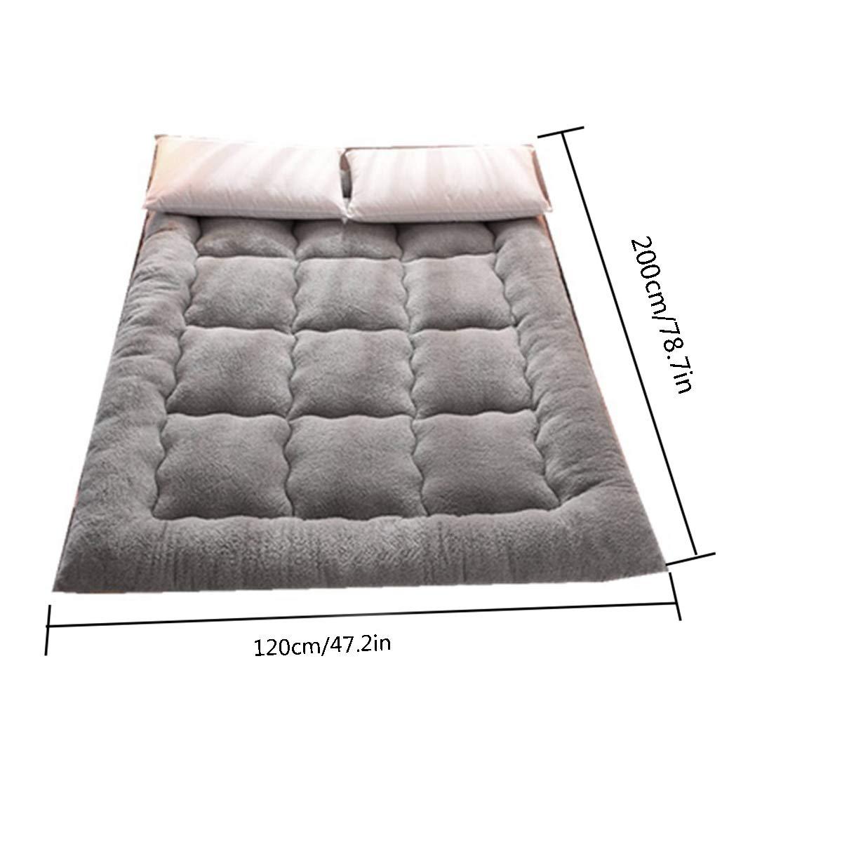 Balapig mattress Colchón de Terciopelo Grueso de la colección Home ...