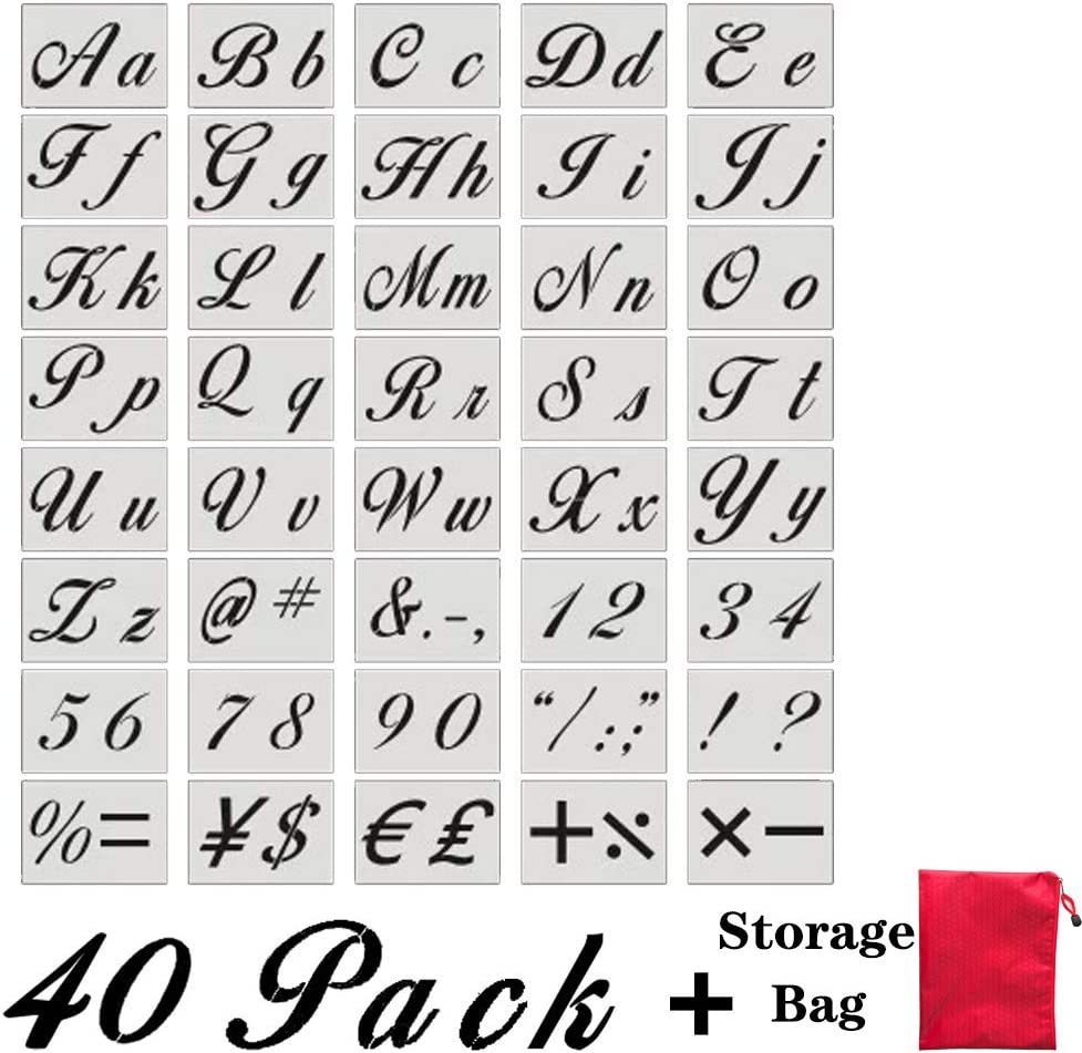 This is a photo of Refreshing Printable Stencils Letters