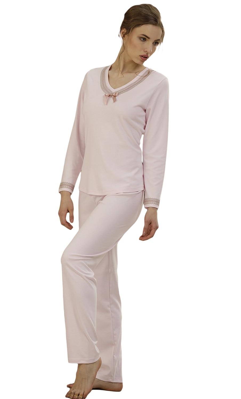 CANA nouvelle pigiama elevato con dettagli affettuosi