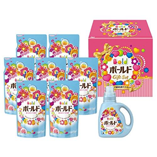 ボールド液体洗剤ギフトセット PGLB-50S [ヘルスケア&ケア用品] [ヘルスケア&ケア用品] B00P3AHDH0