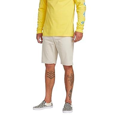 d2d4a0276047 Amazon.com: Volcom Men's Frickin Modern Stretch Chino Short: Clothing