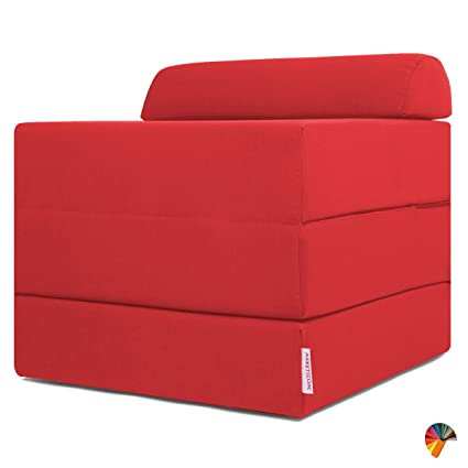 Arketicom SLEEPING CUBE Pouf Letto Singolo Totalmente Sfoderabile ...