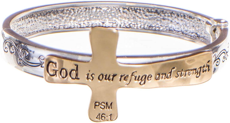 Jewelry Nexus Psalm 46:1...