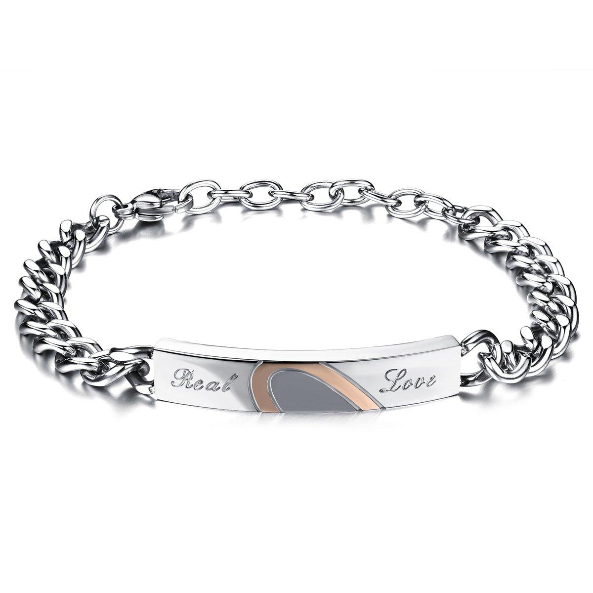 Bracelet homme femme st valentin