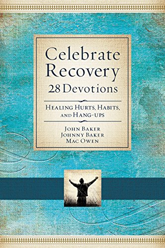 Celebrate Recovery Booklet: 28 Devotions