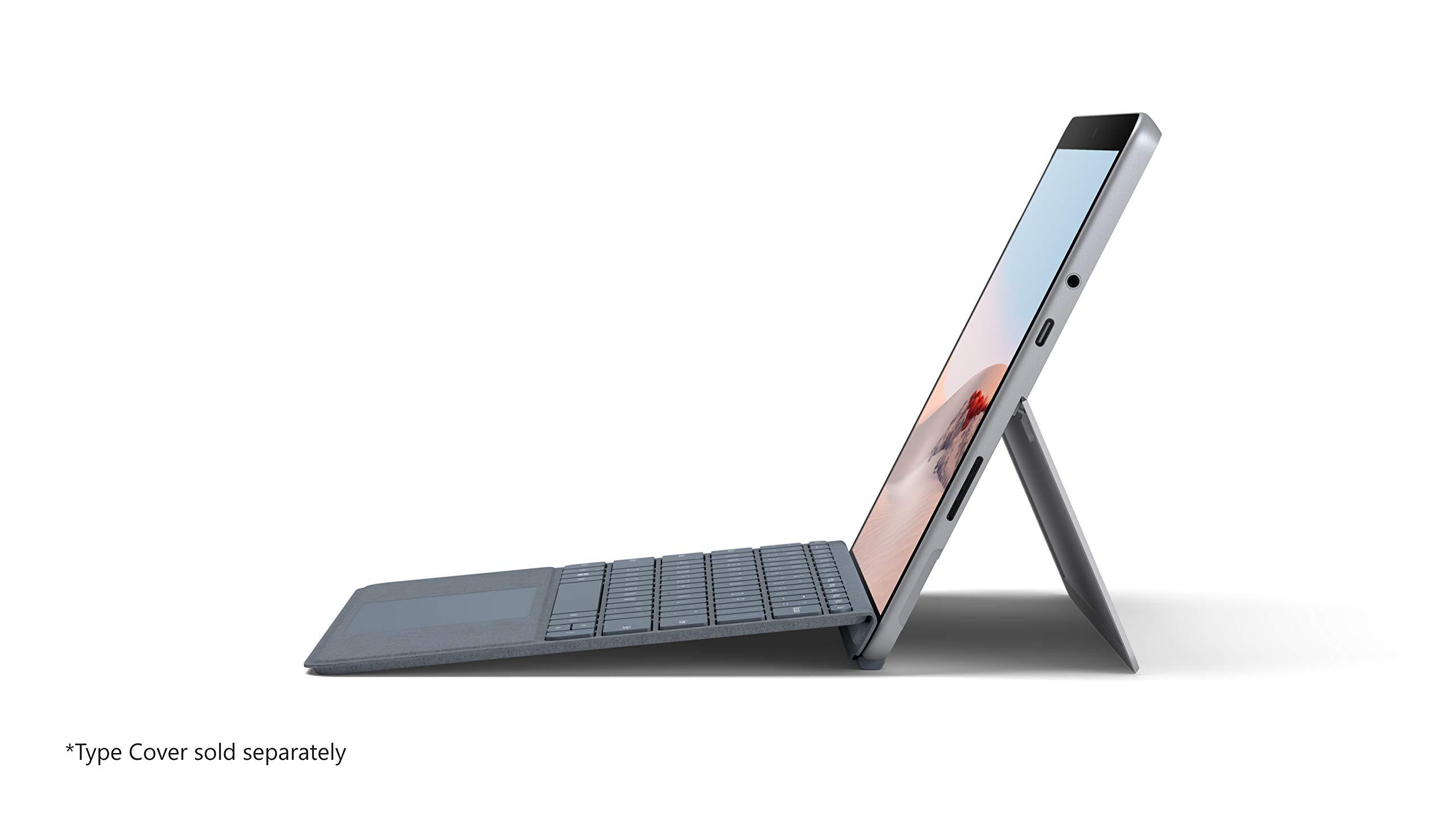 "New Microsoft Surface Go 2 - 10.5"" Touch-Screen - Intel Pentium - 4GB Memory - 64GB - Wifi - Platinum (Latest Model) Intel Pentium Gold 4425Y: 4GB/64GB"