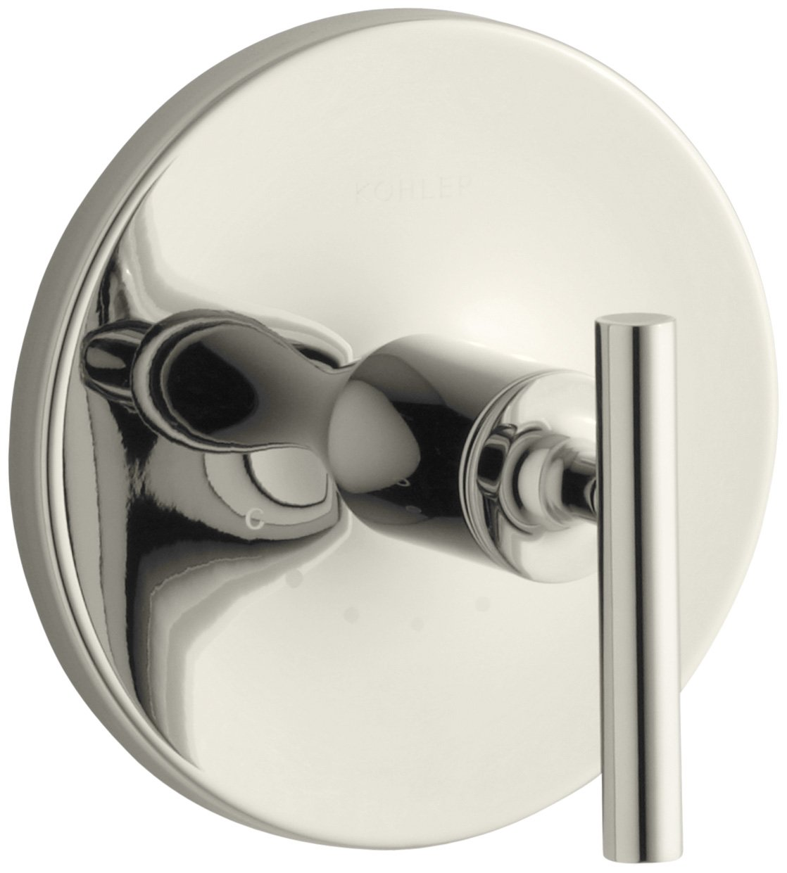 kohler kt144884cp purist valve trim polished chrome faucet handles amazoncom - Kohler Purist