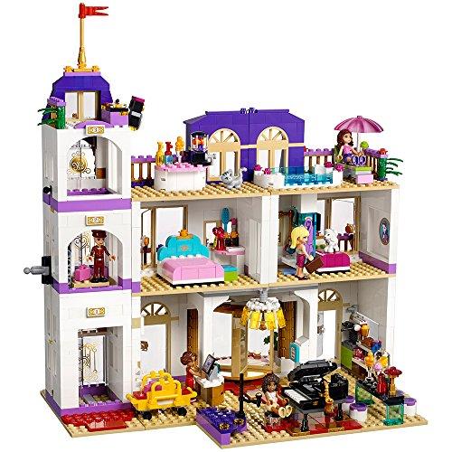 LEGO Friends Heartlake Grand Hotel 41101 - Buy Online in ...