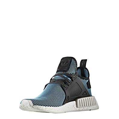 superior quality e5cae 65ff4 adidas Originals Men's NMD Xr1 Pk Primeknit Trainers Cyan US9.5 Blue
