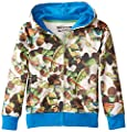 Teenage Mutant Ninja Turtles Boys' Battle Sublimation Hoodie