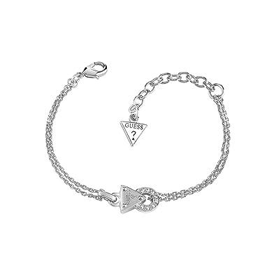 GUESS - Bracelet GUESS Métal Cristal - Femme - Taille Unique  Amazon ... cde54700891