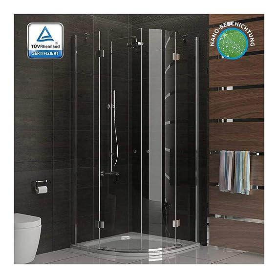 Cuadro de cuadrante ducha/ducha x 90 x 200 cm/ducha funshirt/Alpes ...