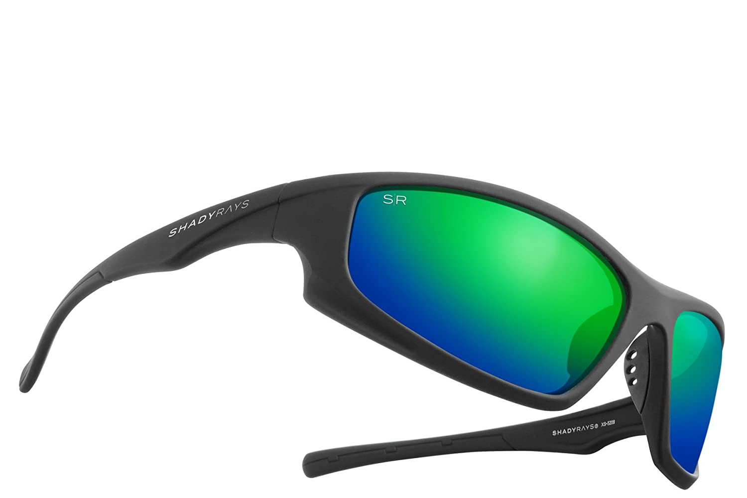 9ffe41e0a9 Amazon.com  Shady Rays Polarized Sport Sunglasses X Series
