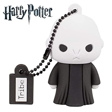 Llave USB 32 GB Lord Voldemort – Memoria Flash drive 2.0 Original Harry Potter, Tribe FD037706