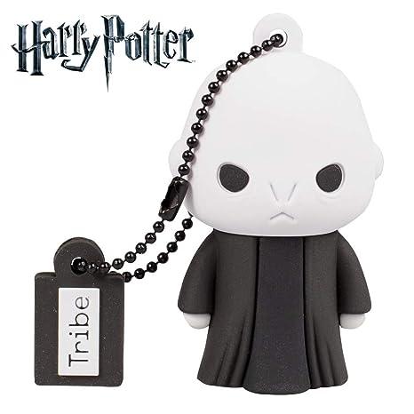 Llave USB 16 GB Lord Voldemort - Memoria Flash Drive 2.0 Original Harry Potter, Tribe FD037506