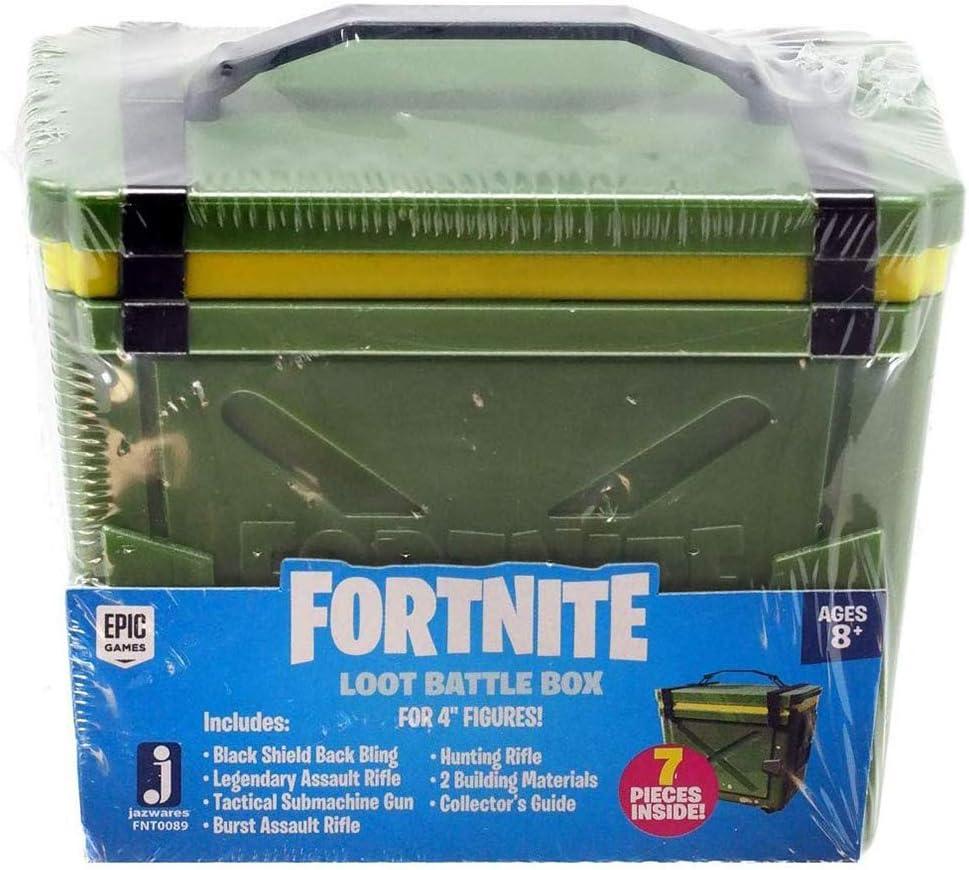 Grandi Giochi FRT53000 Fortnite - Cofre con Accesorios: Amazon.es: Juguetes y juegos