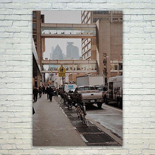 Westlake Art Poster Print Wall Art - Car Land - Modern Picture Photography Home Decor Office Birthday Gift - Unframed - (Exo Walker)