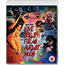 Five Dolls for an August Moon [Blu-ray + DVD]