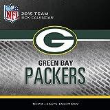 Turner Perfect Timing 2015 Green Bay Packers Box Calendar (8051334)