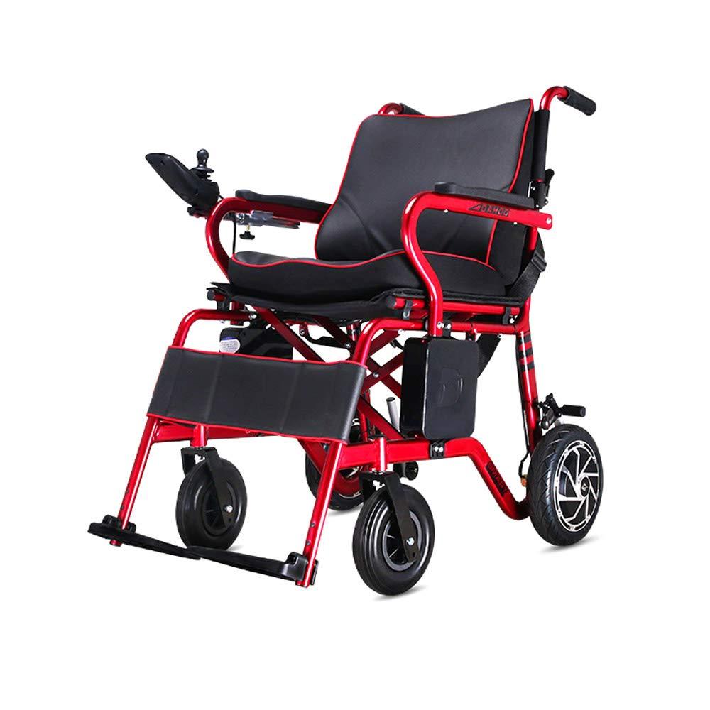XM Sillones Silla de ruedas eléctrica Anciano discapacitado ...