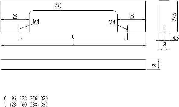 gebogene Backe CR-V Stahl Maulwurfgriffe schwarz YQT117 Soft-Grip HNYG Professionelle Arretierzange 220 mm selbstschlie/ßende lange Zange Schnellspanner