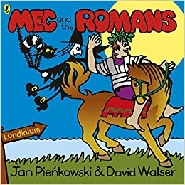 Image result for meg and the romans