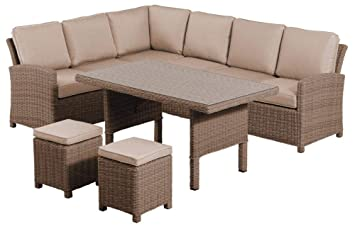 Amazon.de: Kettler Marbella Dining-Set 0311130-1500