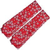 c61220f95e4a8 子供用腰紐 女の子用こしひも2本セット赤 七五三&浴衣&着物