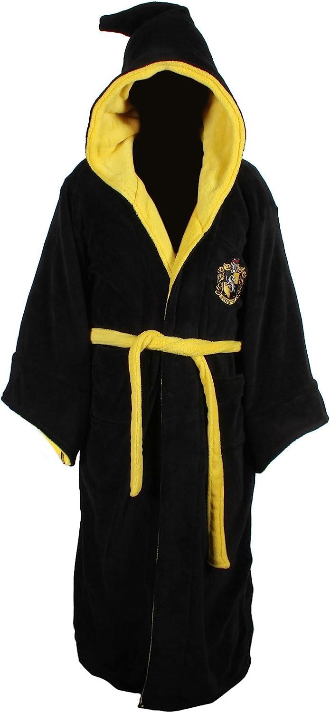 Big et Tall Harry Potter Serdaigle Fleece Hooded Peignoir Adultes