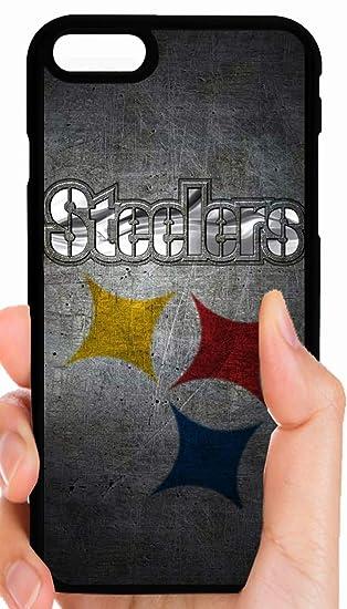 Amazon.com: Steelers - Carcasa para teléfono móvil, diseño ...