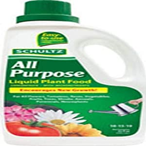 Schultz SPF45180 All Purpose Liquid Plant Food, 32 oz