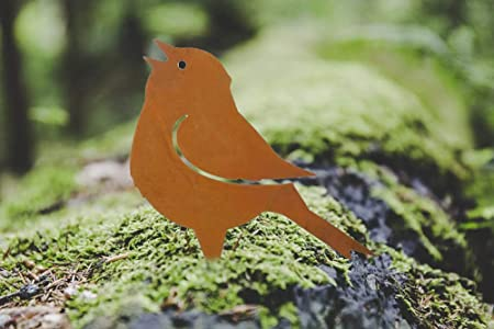 Nostalgic Garden Gartendeko Gartenstecker Vogel Zum Stecken