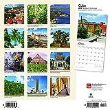 Cuba 2019 12 x 12 Inch Monthly Square Wall Calendar, Travel Cuba Havana (Multilingual Edition)