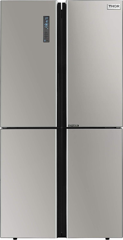 Thor refrigerator ice maker  french door Refrigerator : HRF3603F The 36 inch