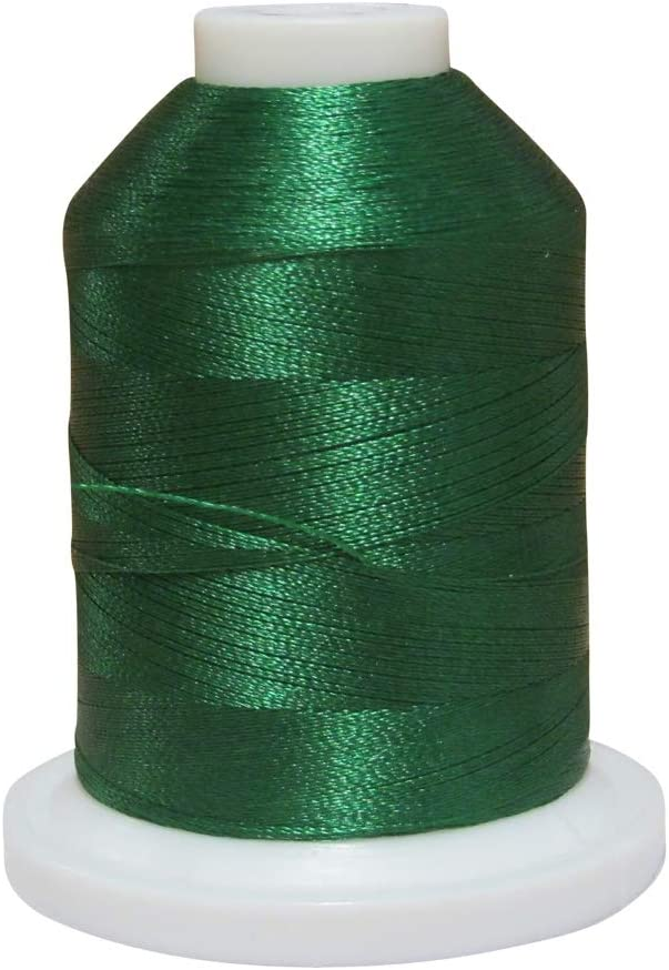 Simplicity Pro Embroidery Thread by Brother 1000 Meter Spool ETP507 Emerald Green