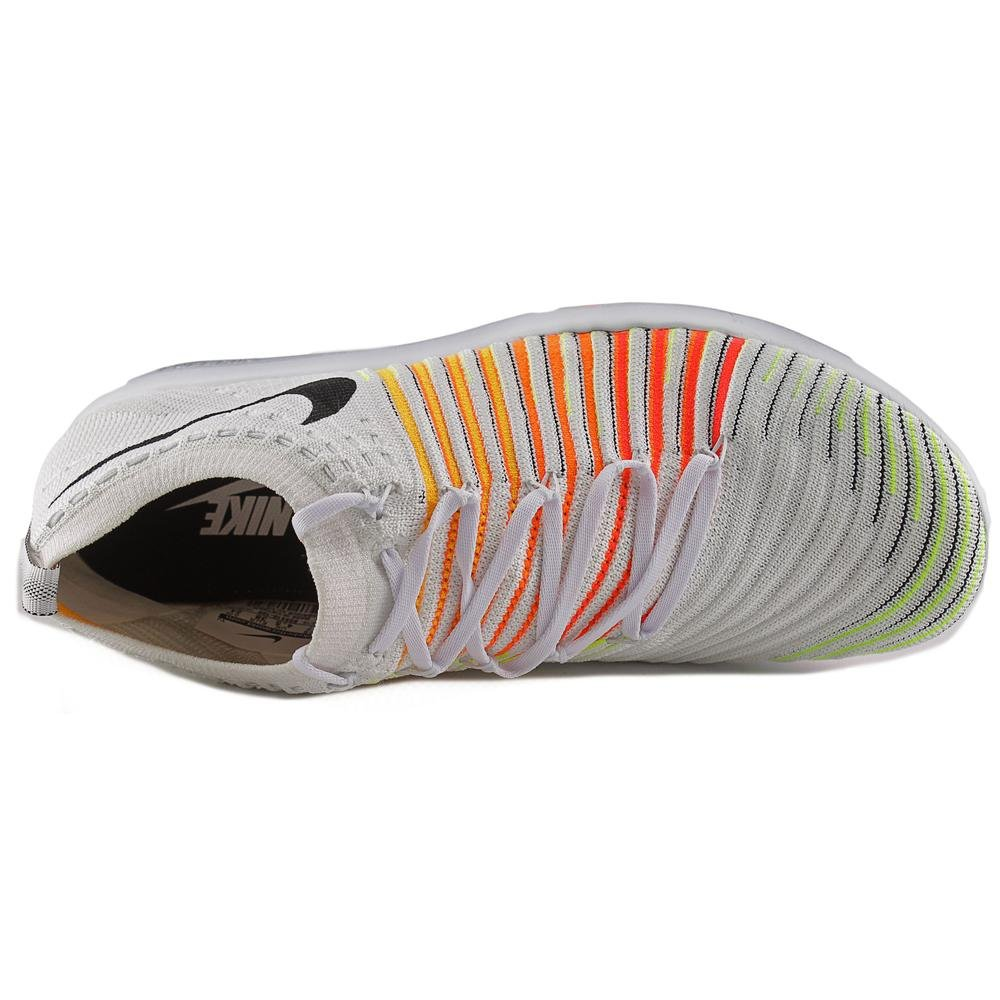 NIKE Womens Free Focus Flyknit Mesh Breathable US|WHITE/BLACK-LASER Trainers B014GN2VVC 6 B(M) US|WHITE/BLACK-LASER Breathable ORANGE-TOTAL ORANGE 8e23af