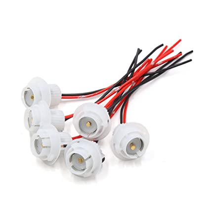 Amazon Uxcell 6 X 1156 Ba15s Led Bulb Socket Turn Signal Light. Uxcell 6 X 1156 Ba15s Led Bulb Socket Turn Signal Light Wire Wiring Harness Sockets For. Wiring. 6 Wire Turn Signal Wiring At Scoala.co