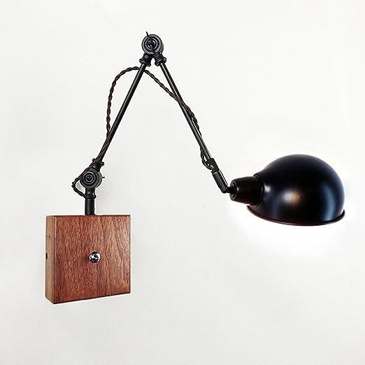Lampada a sospensione moderna in legno antico in legno antico in ...