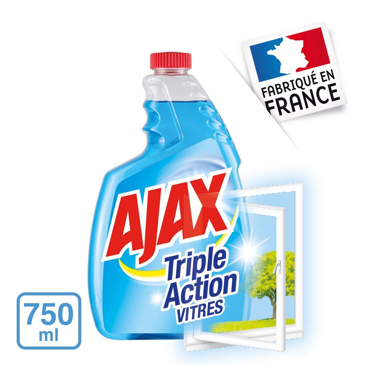 Ajax - Limpiador de vitrocerámica, recarga regular de 750 ml ...