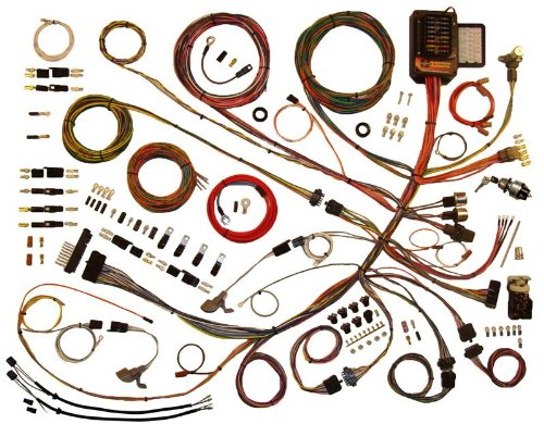 American Autowire 510303 Wiring Harness: