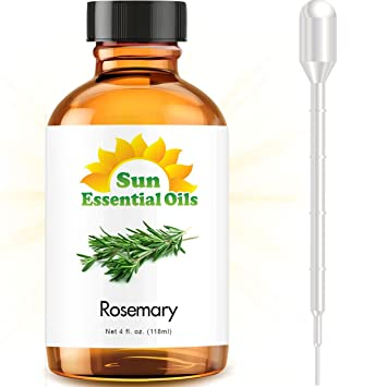 Amazon Com Rosemary Large 4 Ounce Best Essential Oil Health