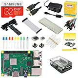 raspberry pi 2 noobs - CanaKit Raspberry Pi 3 B+ (B Plus) Ultimate Starter Kit (32 GB Edition, Clear Case)