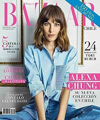 Harpers Bazaar - Chile