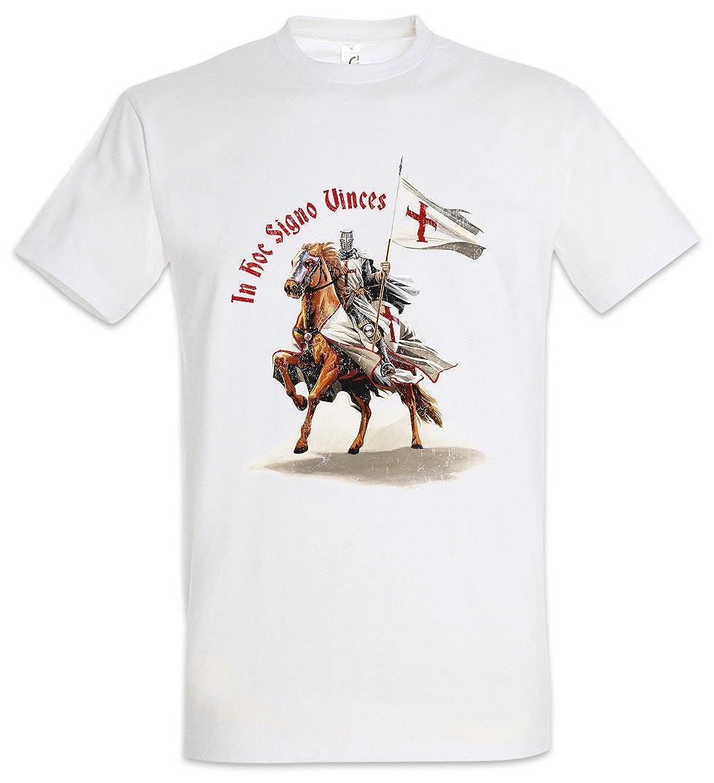 Cavalieri Templari Cross Knight Ordo Orden Crusade Crusader T-Shirt Taglie S Urban Backwoods Templar IV T-Shirt 5XL
